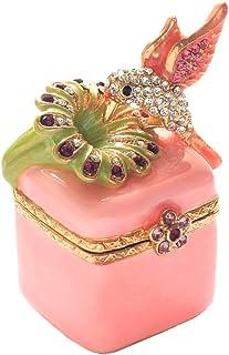 PIEARTH 珠宝盒 蜂鸟(粉红色) 377-1