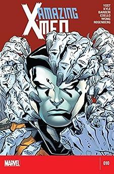 """Amazing X-Men (2013-2015) #10 (English Edition)"",作者:[Kyle, Craig, Yost, Christopher]"
