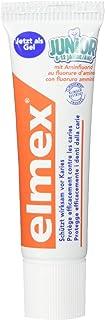 elmex JUNIOR 牙膏 6-12 岁 6 件装(6 x 12 毫升)