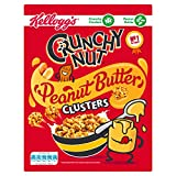 Crunchy Nut Peanut Butter Clusters 525 g, Pack of 5