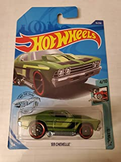Hot Wheels 2020 Tooned '69 Chevelle,15/250 *