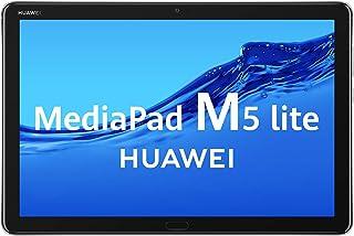 Huawei MediaPad M5 Lite 平板电脑(NVIDIA Tegra Kirin 659,3GB RAM,Android Jelly Bean 4.1)灰色 灰色