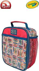 Crayola 午餐袋 多种颜色