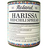 Roland Foods Harissa Red Chili Spread, 28 Ounce
