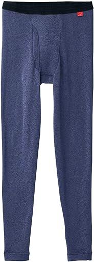 (郡是) GUNZE 衬裤 HOTMAGIC 男士 拉毛绒布 伸缩性布料 前门襟