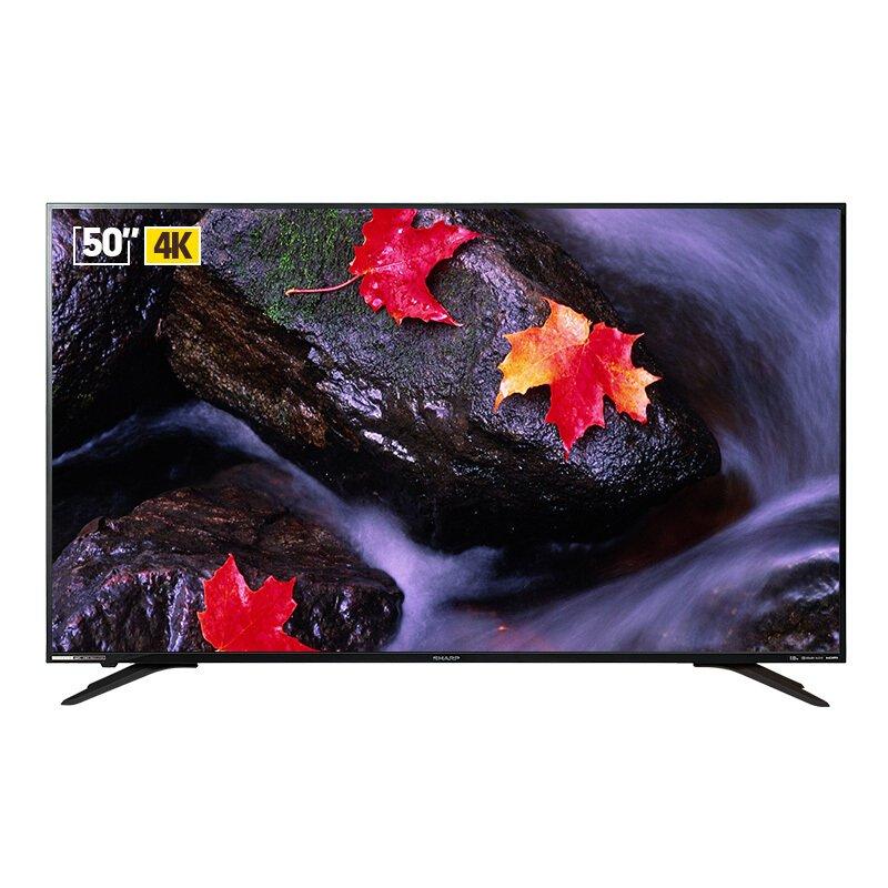 SHARP 夏普LCD-50SU575A 50英寸 4K超高清智能网络电视机