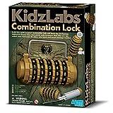 4M KidzLabs Combination Lock Novelty