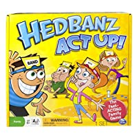 Spin Master Games- Hedbanz Act Up MX
