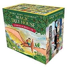 The Magic Tree House, Books 1-28