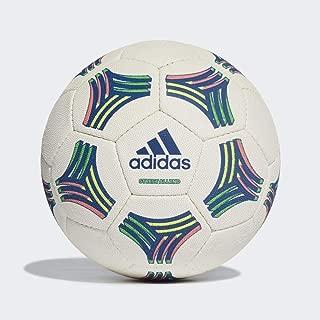 adidas Tango Street Allrnd Football, White/Bold Blue, Size 5