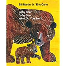 Baby Bear, Baby Bear, What Do You See? (Brown Bear and Friends) (English Edition)