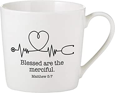 CB 礼物咖啡杯/茶杯 Blessed are the Merciful 14-Ounce