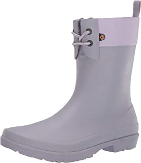BOGS 女式 Flora 双眼靴 雨