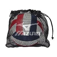 Mizuno 网布排球袋,黑色