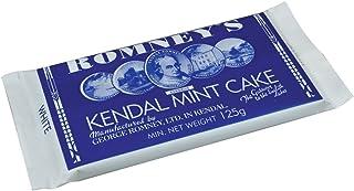 Romneys Kendal Mint Cake 125 g (Pack of 6)