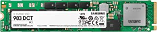 Samsung 三星 DCT 系列 SSD 1.92TB M.2 NVMe 接口内置固态硬盘 带V-NAND技术 适用于商务 (MZ-1LB1T9NE), Green