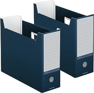 Kokuyo 文件 文件盒 NEOS 标准 藏青色
