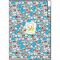 Showa Note 哆啦A梦 透明文件夹 3口袋 2张一套 50周年原作系列 A5尺寸 646502M02