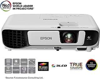 Epson EB-X41 XGA 3600 Lumens Projector - White,3600 Lumen,白色