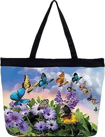 Swirling Butterflies 手提袋