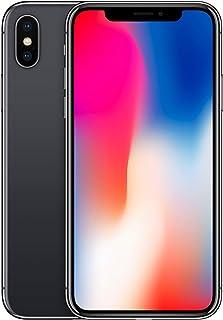 """Apple iPhone X, 5.8"""" Display 64GB 十億字節 2017MQAF2ZD/A Handy ohne Vertrag 256 GB 太空灰色"""