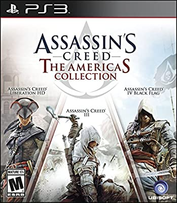 Assassin's Creed: The Americas Collection - Standard Edition (PS3)