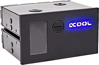 Alphacool Eisfach DC-LT Reervoir 带双阀 DC-LT 泵,双缸 5.25 英寸