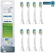 Philips 飞利浦 Sonicare Optimal White BrushSync适用替换刷头,8只装,白色 - HX6068/12