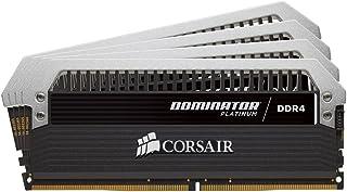 Corsair海盗船DOMINATOR白金系列32GB(4个8GB)Corsair内存条套装 适合DDR4系统
