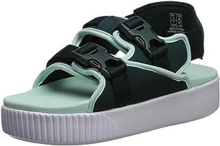 PUMA 彪马 Platform Ylm 女式凉鞋