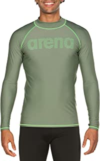 Arena 男式长袖防紫外线衬衫