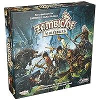 Zombicide:Wulfsburg 棋盘游戏