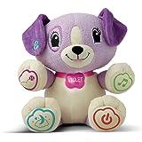 LeapFrog我的小狗毛绒玩具 紫罗兰色