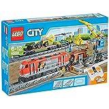 LEGO 乐高 City城市系列 城市重载列车 60098 6-12岁 积木玩具
