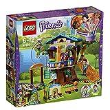 LEGO 乐高  拼插类 玩具  LEGO Friends 好朋友系列 米娅的树屋 41335 6-12岁