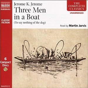 进口CD:杰洛米:三怪客泛舟记 Jerome:Three Men in a Boat(6CD)NA635512