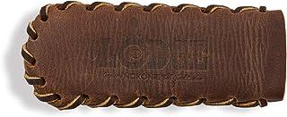 Lodge Company ALHHSS85 Nokona 皮革螺旋缝合热手柄座,咖啡色 咖啡色 19240222007000