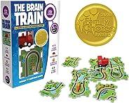 The Brain Train - 世界*数学铁路。 2018年*得主。 将数学、逻辑、认知技能用于简单的方程和连接火车轨道。 正确答案让火车跑上轨道!