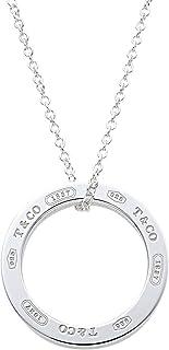 [蒂芙尼] TIFFANY 純銀 1837 圓環吊墜 中號 25049179