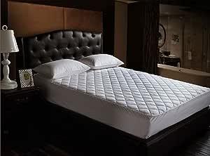 皇家奢华100% 棉羽绒替代品床套床垫
