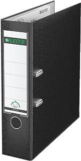 LEITZ 利市 标准 商务档案夹 80mm 黑 10105095