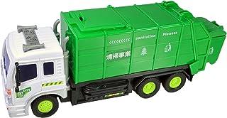 Hataraku 车辆 垃圾收集车 电动无线电控制 WT-EF-5-3480