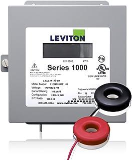 Leviton 1K240-2SW 系列 1000 120/240V 200A 1P3W 室内套件,带 2 个实心 CTs