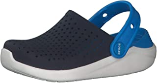 Crocs 儿童 LiteRide 洞鞋