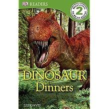 Dinosaur Dinners (DK Readers Level 2) (English Edition)