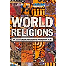 World Religions: The esential reference guide to the world's major faiths (Collins Keys) (English Edition)