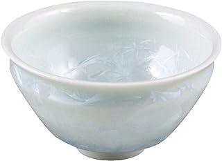 京烧 清水烧 陶あん窑 吞食 花结晶 白 Toyota 827-02