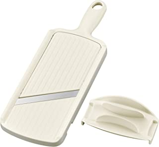 下村工业 日本制造 厚度调整切片机 白色 味道餐具 AAS-706 新泻 燕三条制