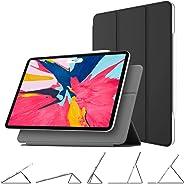 Fintie iPad Pro 11 英寸 2018 磁性保护套 [支持*二代铅笔充电模式] - [多角度观看] 磁性附加智能支架盖,适用于 iPad Pro 11