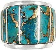 *戒指純銀正品藍寶石和寶石(戒指顏色)